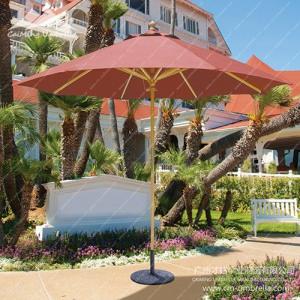 Aluminum Stele Umbrella Market Umbrella