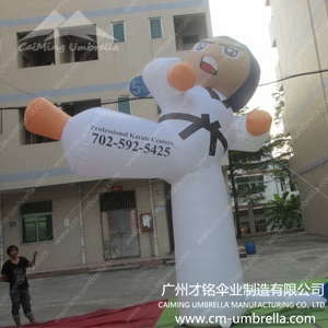 Cartoon Inflatable Model