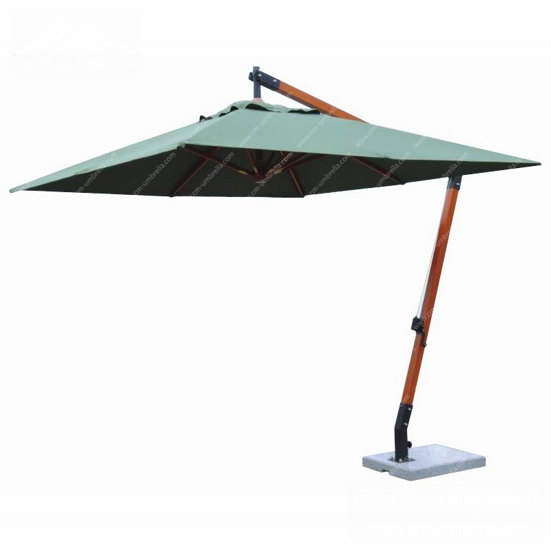 Alumium Central Pole Umbrella