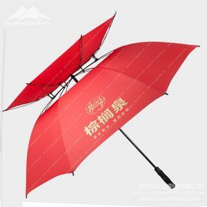 Double Sunny Umbrella