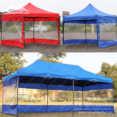 Folding Tent With Cloth
