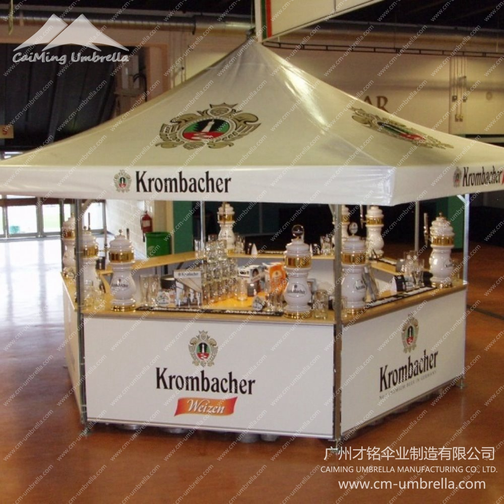 Hexagonal Pavilion Tent
