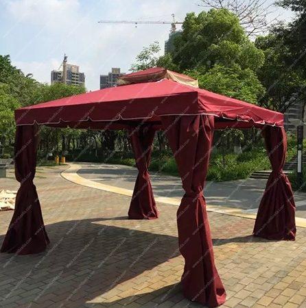 Four corners Pavilion