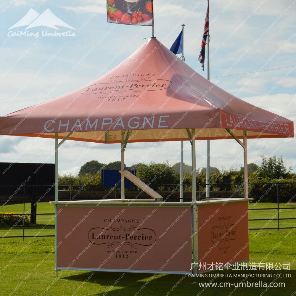 Square Pavilion Tent
