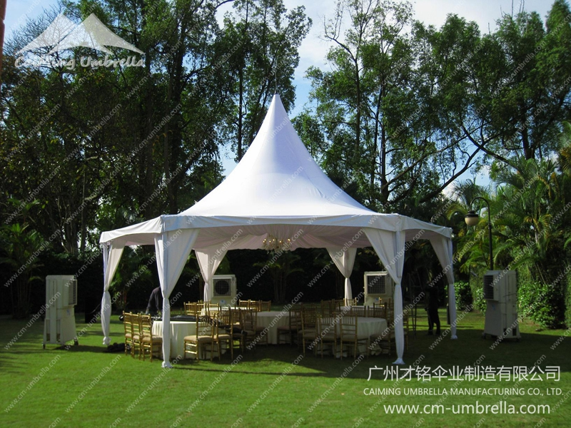 CaiMing Hexagon Tent