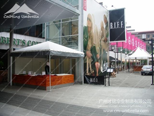 Four Corners Pavilion Premium