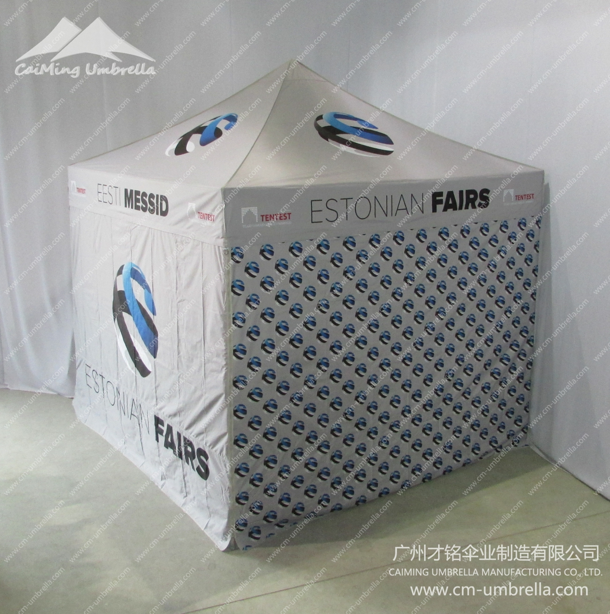 Pop Up Tent Folding Tent With Curtains