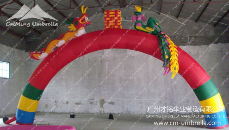 Party Inflatable Arch