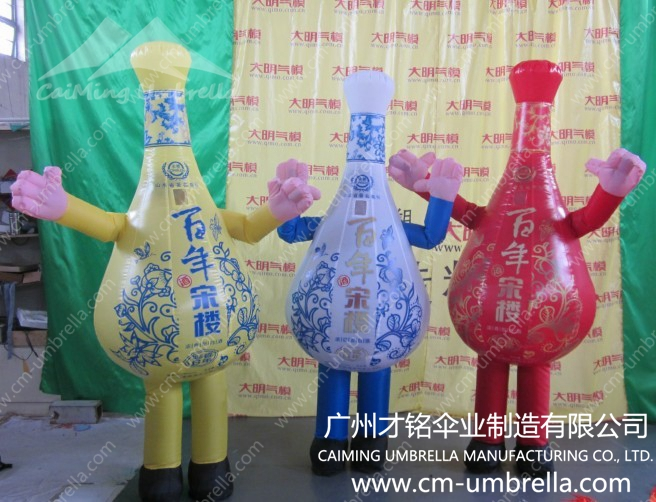 Product Inflatable Model