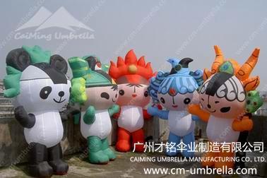 Cartoon Inflatable Model
