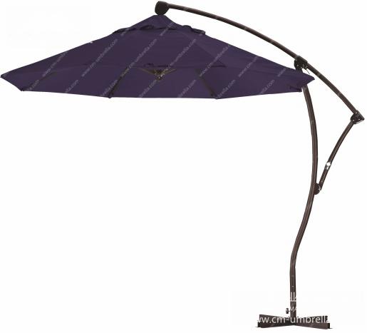 Banana patio Hanging Umbrella