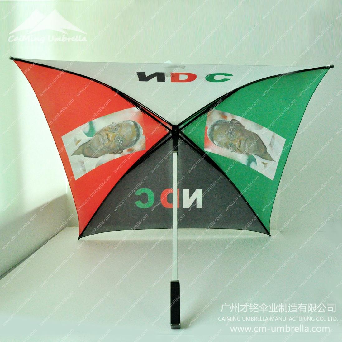Square Sunny Umbrella