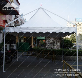 Gazebo Tent